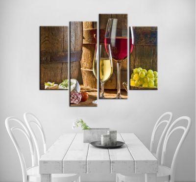 Impresion cuadro en comedor - Artevisual Digital